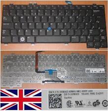 Qwerty Keyboard UK Dell Latitude XT Series NSK-DA20U 0Y806D OY806D Y806D, Black