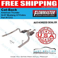 Flowmaster 94-97 Mustang GT/Cobra American Thunder Cat-Back #17212