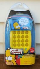 Hasbro/ Tiger Games - 2003 The Simpsons Sez Sound Matching Game [HTF] (NEW)