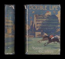 1920 Grant Richards DOUBLE LIFE  Newmarket HORSE RACING Kempton Park Monte Carlo