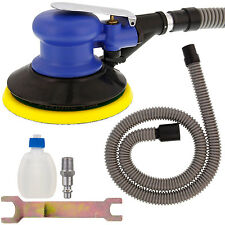 "6"" DUAL-ACTION Vacuum Assist AIR PALM SANDER-Auto Paint"