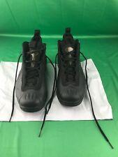 2011 Nike Black Total Air Foamposite Max Tim Duncan Black 472498-010 Size 9