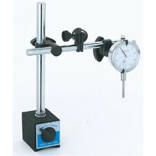 New Universal 3d Deluxe Magnetic Base Holder For Dial Test Indicator With Warranty