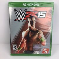 W 2K15 for Xbox 360 Wrestlemania 2K15 New Sealed