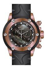 Invicta Men's 23932 Subaqua Quartz Chronograph Black Dial Watch