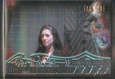 Farscape Season 2 Behind The Scenes Chase Card BK11