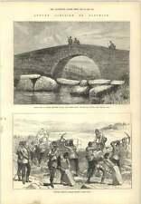1873 Bridge Built French Prisoners Of War Dartmoor Princes Town Ancient Celtic