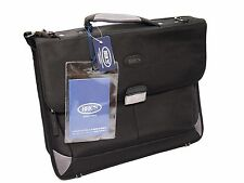 BRIC'S Aviator Black Briefcase/Laptop Bag RRP £120