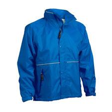 3peaks Rainon 115-120cm 3xl Traveller Men Waterproof Polyester Jacket Sapphire
