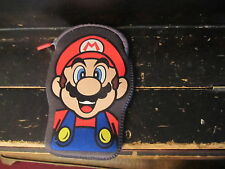 Nintendo Gameboy DS 3DS Mario carrying bag/case