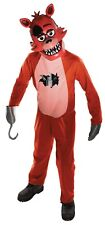 Foxy Five Nights at Freddys Fancy Dress Costume Teen Size Age 12 P9669