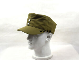 Replica WWII German Afrika Korps Field Cap Hat 60cm