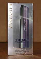 Lancaster Retinology Total Age Solution Night Re-Energizing Cream 1.7 OZ NIB