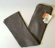 Nwt Ecko Red Women's Gray Glitter Jeans Size 5, Msrp $76
