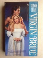 Virgin Bride by Tamara Leigh, historical romance, english, LiRo, Love