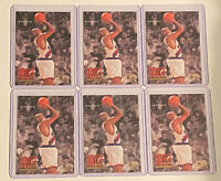 1995-96 Fleer Ultra Charles Barkley Encore Card #302 Suns Lot Of 6 Retro