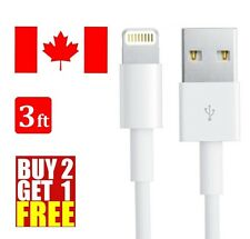 3FT 1M 8 Pin USB Data Sync Charge Charger Cable Cord For iPhone 6 Plus iPhone 5