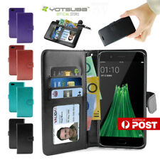 Oppo R11  R9s Plus F1s  A57 Wallet Flip Leather Phone Case Cover For OPPO AU