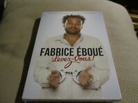 "DVD NEUF ""FABRICE EBOUE - LEVEZ-VOUS"" spectacle"
