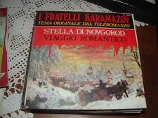 """PIERO PICCIONI  """" I FRATELLI KARAMAZOV """" ITALY'69  TELEROMANZO TV"""