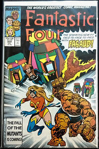 Fantastic Four #309; Grading: VF+/NM-