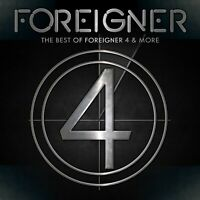 FOREIGNER - THE BEST OF 4 AND MORE  CD NEUF