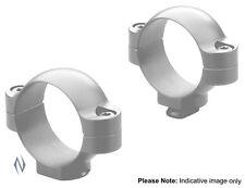 Leupold Rings Standard 30mm High Silver 52495