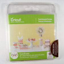 Cricut Cartridge Sophisticated Soirees Anna Griffin New Sealed