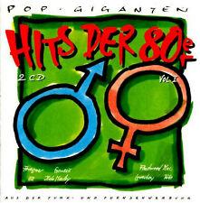 Pop Giganten - Hits Der 80er Vol. I - 2 CD´s - Sampler - 80er Musik