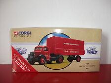 bedford o articulated BRS camion truck CORGI CLASSICS