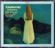 TCHAIKOVSKY: IOLANTA Michaela Gurevich Arutiun Kotchinian ROLAND ROTMAN CPO 2CD