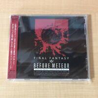 Before Meteor FINAL FANTASY XIV Original Soundtrack Blu-ray Japan Music RPG Game