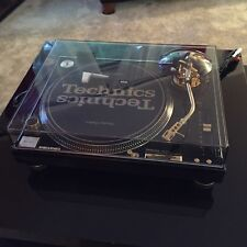 Technics SL-1200 GLD Limited GOLD Edition // Great Condition Barely Used //