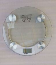 Digital Body Fat Scale Bathroom Scales Weight Gym Glass LCD Electronic 180*0.1K