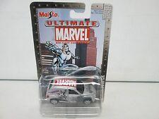 Maisto Ultimate Marvel Silver Surfer Chrysler Panel Cruiser