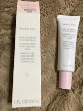 Mary Kay Full Coverage Foundation BEIGE 304 (367000) Pink Cap