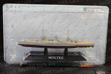 Deagostini German Empire SMS Moltke Moltke-class Battlecruiser 1/1250 Model