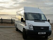 Transit Campervan LWB High top 14,977 miles, 5seat, shower/toilet compartment