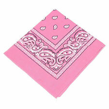 Paisley Bandana Bandanna Headwear/Hair Band Scarf Neck Wrist Wrap Band Head tie
