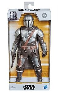 "Star Wars The Mandaloria 10"" inch Figure  Mandalorian Toy Hasbro Disney New"
