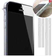 iPhone 5 5s SE  transparent side protector sticker