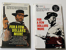 New listing Movie Tie-In Paperbacks For A Few Dollars More Clint Eastwood First Edition