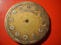 S.G.D.G. Extra-flat Pocket Watch Movement 2.90 mm.thickness For repair or parts