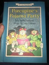 I Can Read Bks. Level 2: Porcupine's Pajama Party by Terry W. Harshman (1988, H…