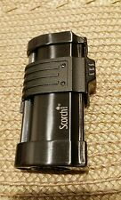 Metal Scorch Torch triple jet Windproof Butane Refillable Cigar Lighter