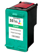 Non-OEM Replace For HP 351XL Deskjet D4263 D4360 Colour Ink Cartridge