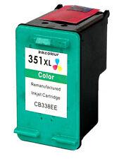 Non-OEM Replace For HP 351XL Deskjet D4263 D4360 Colour Ink Cartridge