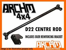 ARCHM4X4 FRONT CENTRE CROSS ROD & IDLER BRACKET TO SUIT NISSAN NAVARA D22