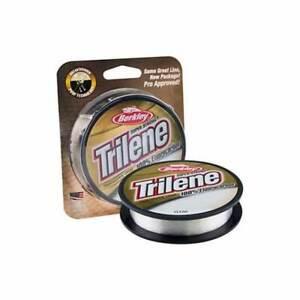 Berkley Trilene 100% Fluorocarbon Line Clear, 200yd Spool, Choice of Strength