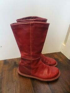 Trippen Sz 39 US 8.5 Womens Boots